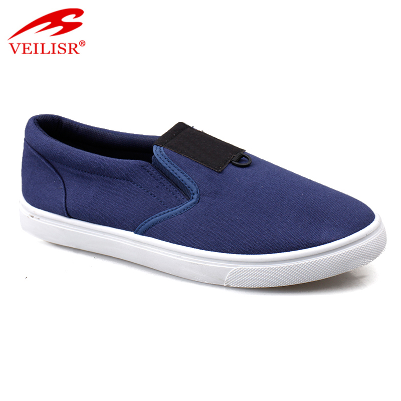 Zapatos new fashion slip on sneakers men canvas casual shoes