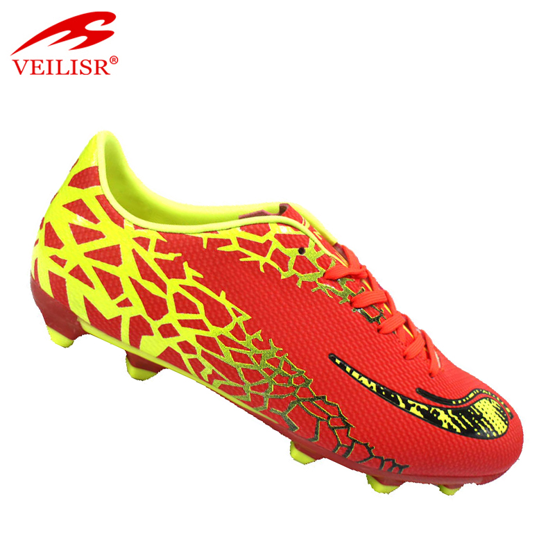 Zapatos de futbol outdoor ladies football boots women soccer shoes