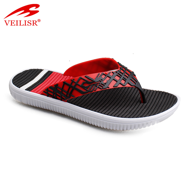 Wholesale summer funny children PVC footwear beach kids flip flops