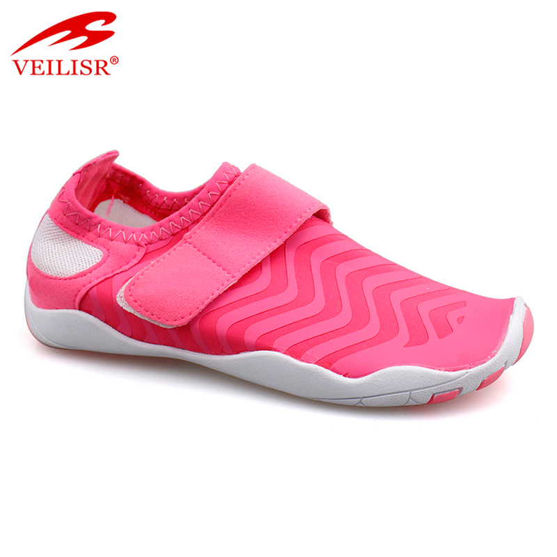 2020 buckle design pink women outdoor climbing swim beach water shoes