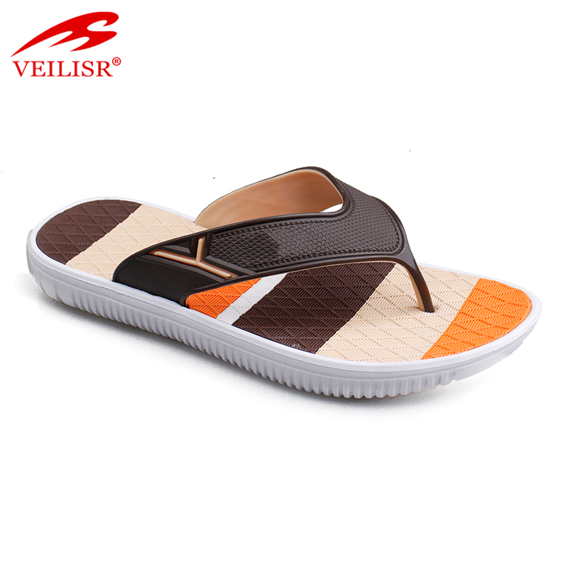 Wholesale summer popular pool beach PVC footwear kids flip flops