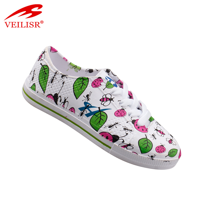 Custom printed EVA upper summer ladies casual shoes women clogs