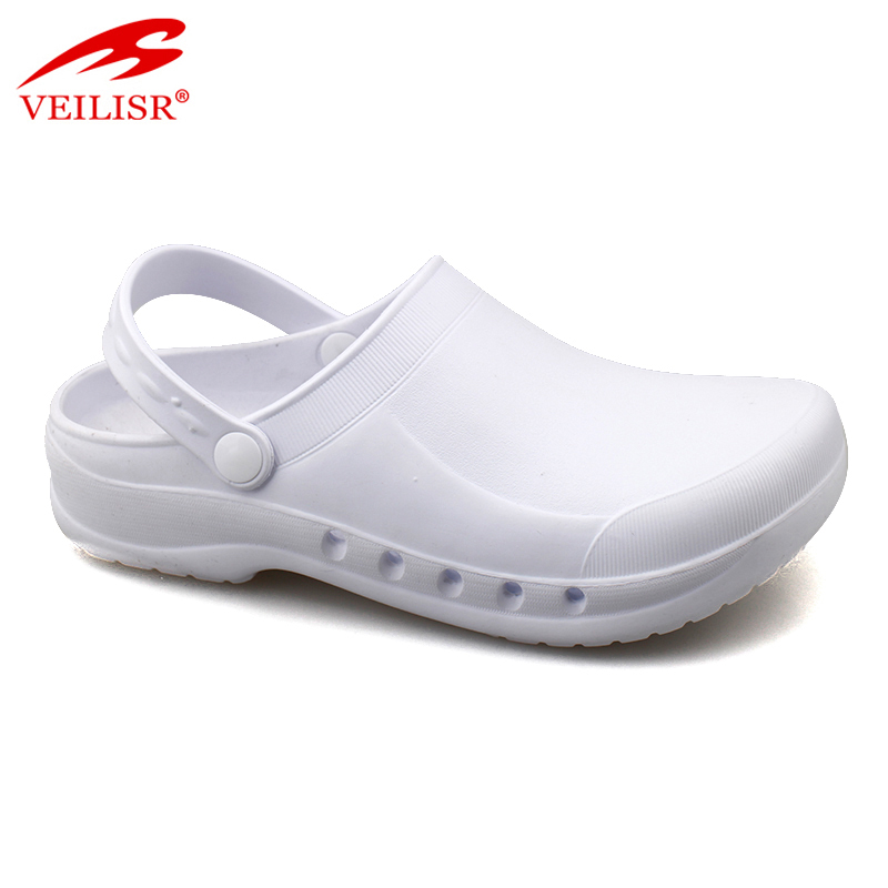 Good Zuecos new summer medical nursing sabots kitchen chef men clogs