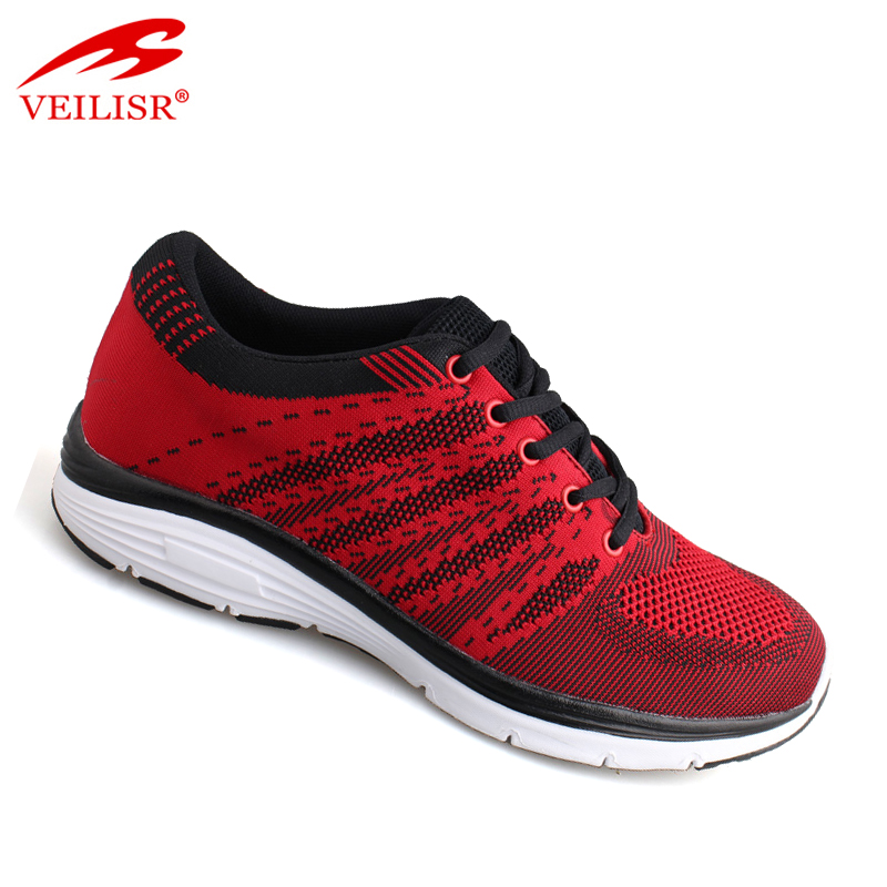 Zapatillas deportivo Wholesale Fashion Breathable Classic knit Men sneakers sport shoes