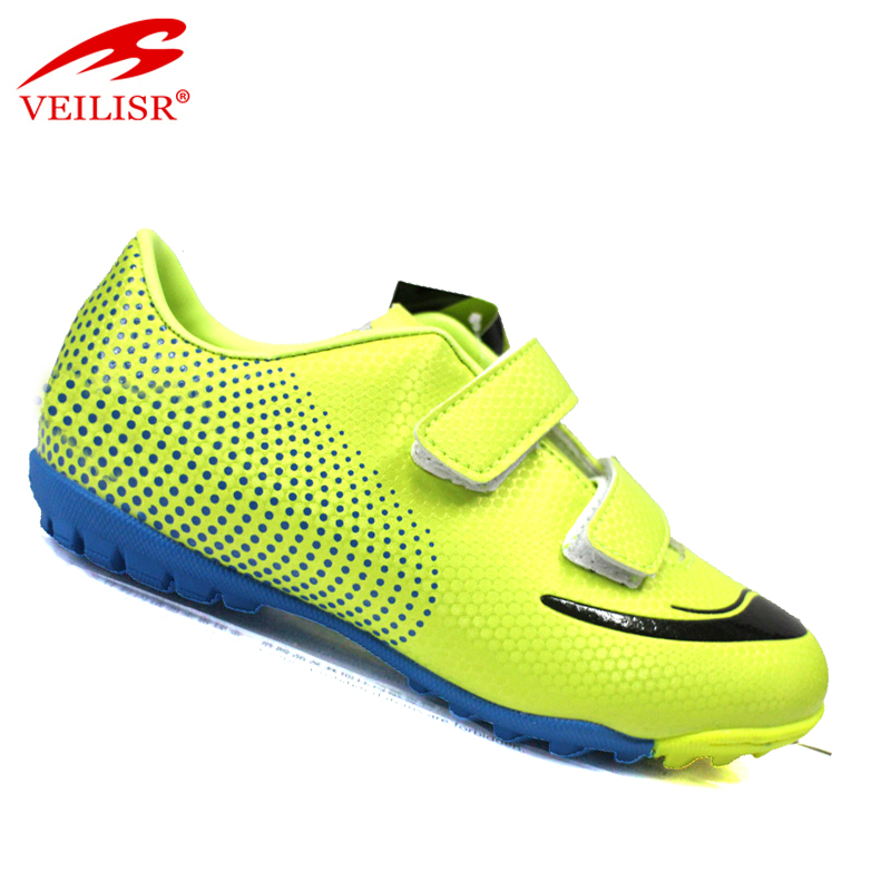 Zapatos de futbol indoor children football boots kids soccer shoes