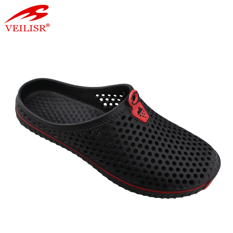 Protective Low price New Hot sale Outdoor summer beach children holey EVA sandals kids garden clogs