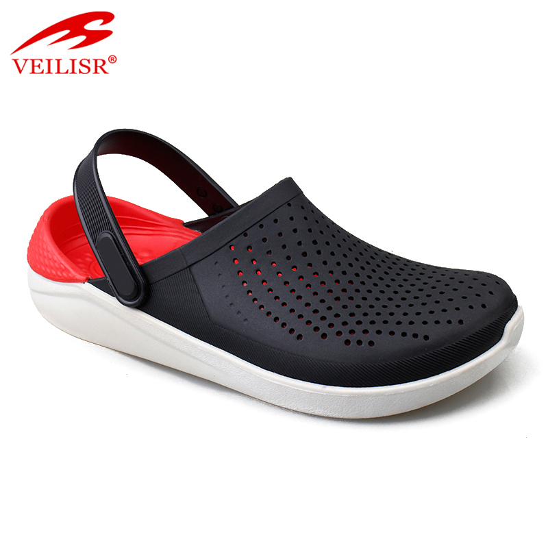 New outdoor summer sandals plastic Sabots garden men clogs