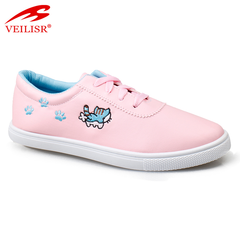Outdoor fashion injection sole ladies sneakers women casual shoes
