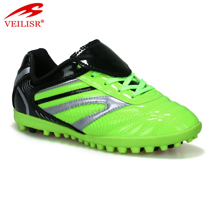 Zapatos de futbol outdoor children football boots kids soccer shoes
