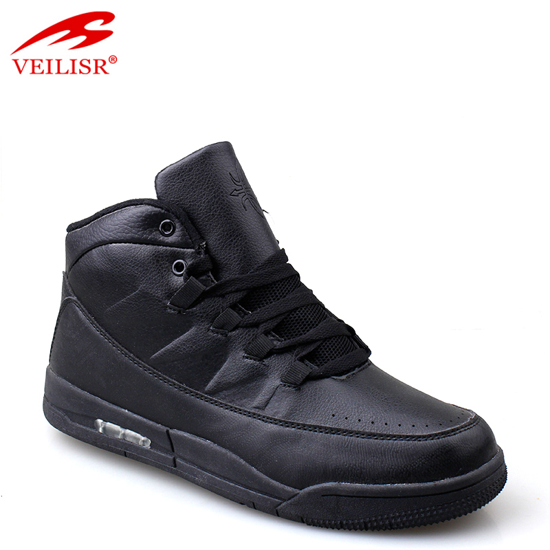 Zapatillas deportivas new PU upper sports men basketball shoes