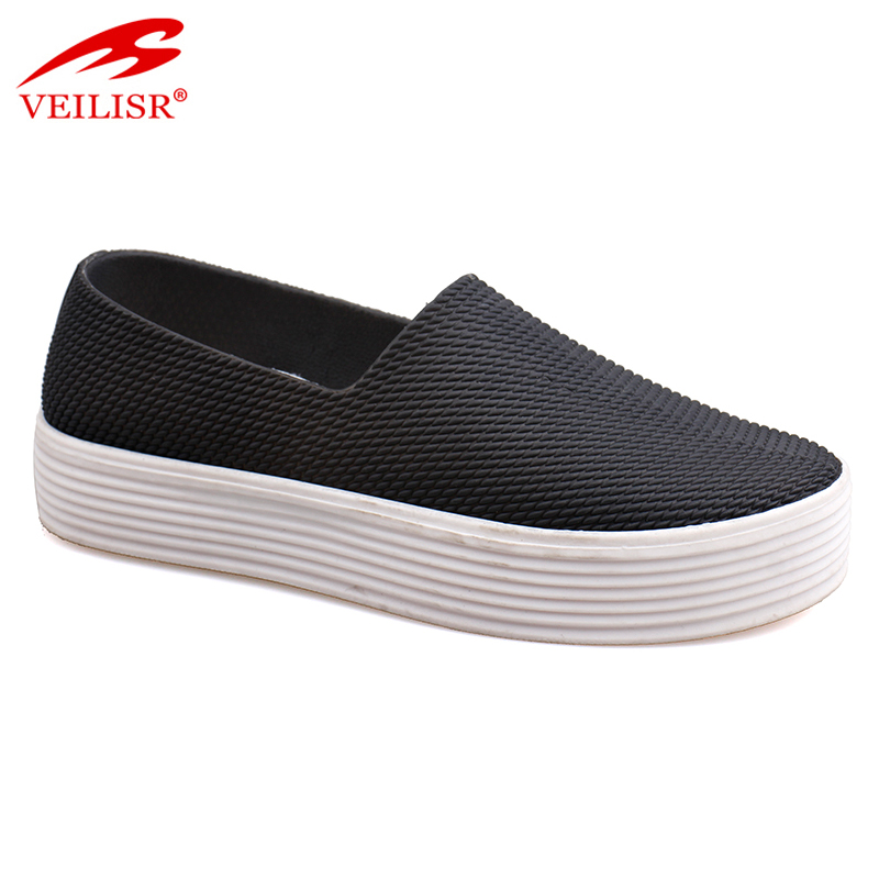 Outdoor soft POES material ladies slip on casual shoes women clogs