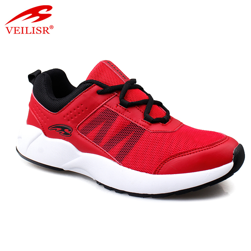 Wholesale Low Price High Quality Comfortable New design knit fabric ladies sports casual shoes women sneakers