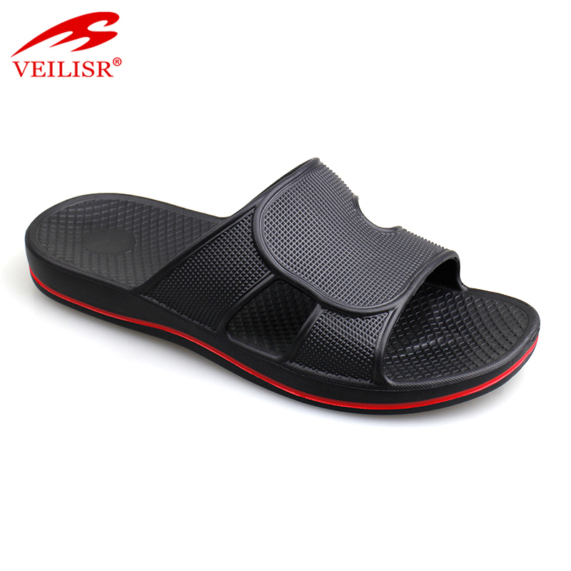 New model summer beach EVA slide sandals men bathroom slippers
