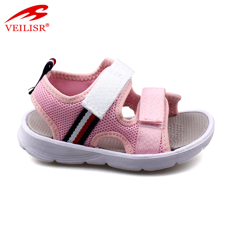 Sandalias outdoor summer mesh strap children sandale kids sandals