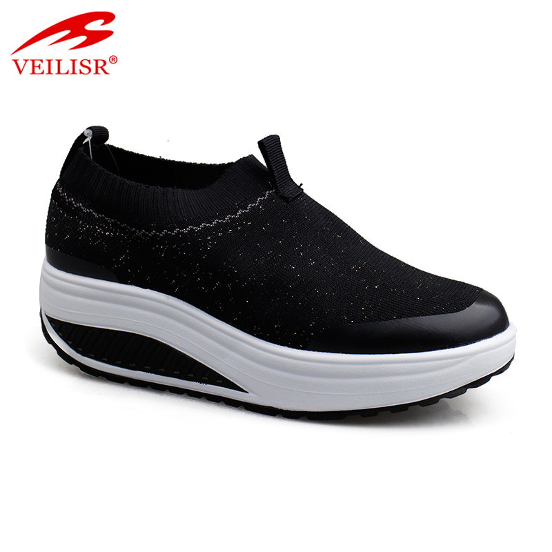 Outdoor ladies sneakers women Height Increasing platform shoes