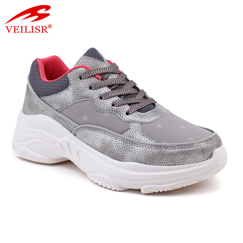 Wholesale New Hot sale Latest design oem odm custom acceptable comfortable breathable women fashion sneakers ladies sport shoes