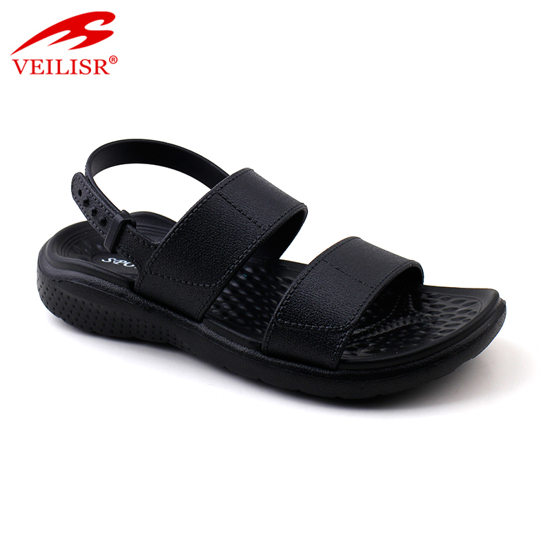 Outdoor summer children PVC strap EVA sole sandalias kids sandals