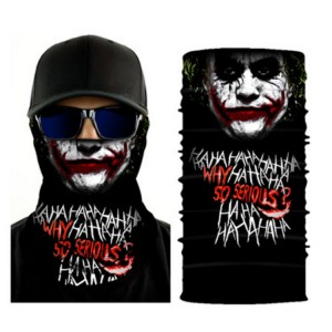 Good Quality Bandanas Stylish Outdoor Neckgaiters Skull Design