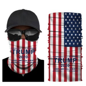 Multifunctional Fabric Head Turban Flag Seamless Neckgaiters