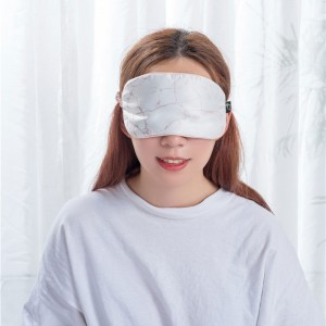 Fashion design silk sleep mask