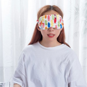 Washable  silk eye mask