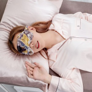 Mulberry silk eye mask