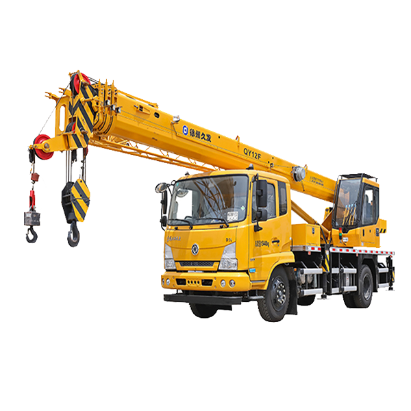 XJCM brand 12 ton  small knuckle boom truck crane Featured Image