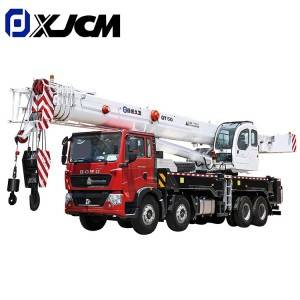 4 Section Boom 50 Ton Rough Terrain Truck Mobile Crane for Sale