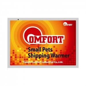 Wholesale Price China Foot Warmer - Shipping Warmer – Comfort
