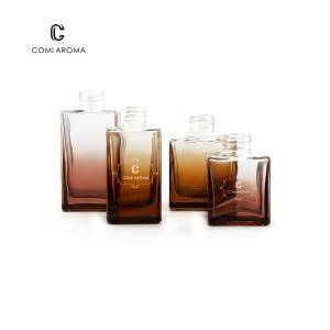 200ml Long Square Glass Diffuser Bottles
