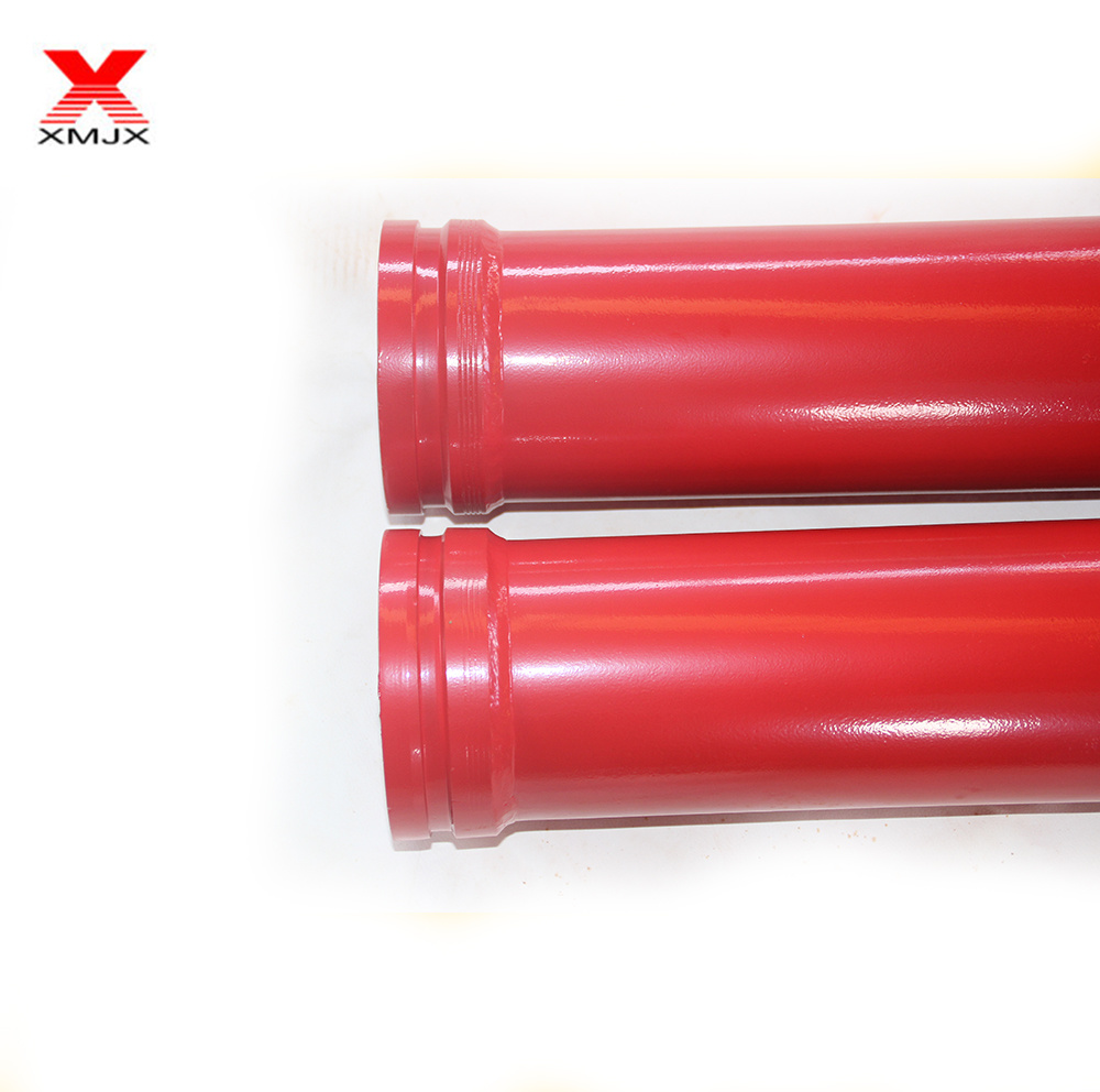 China Factory for Male End Of Hose - Concrete Boom Pump Twin Wall Pipe for /Pm/Schwing – Ximai