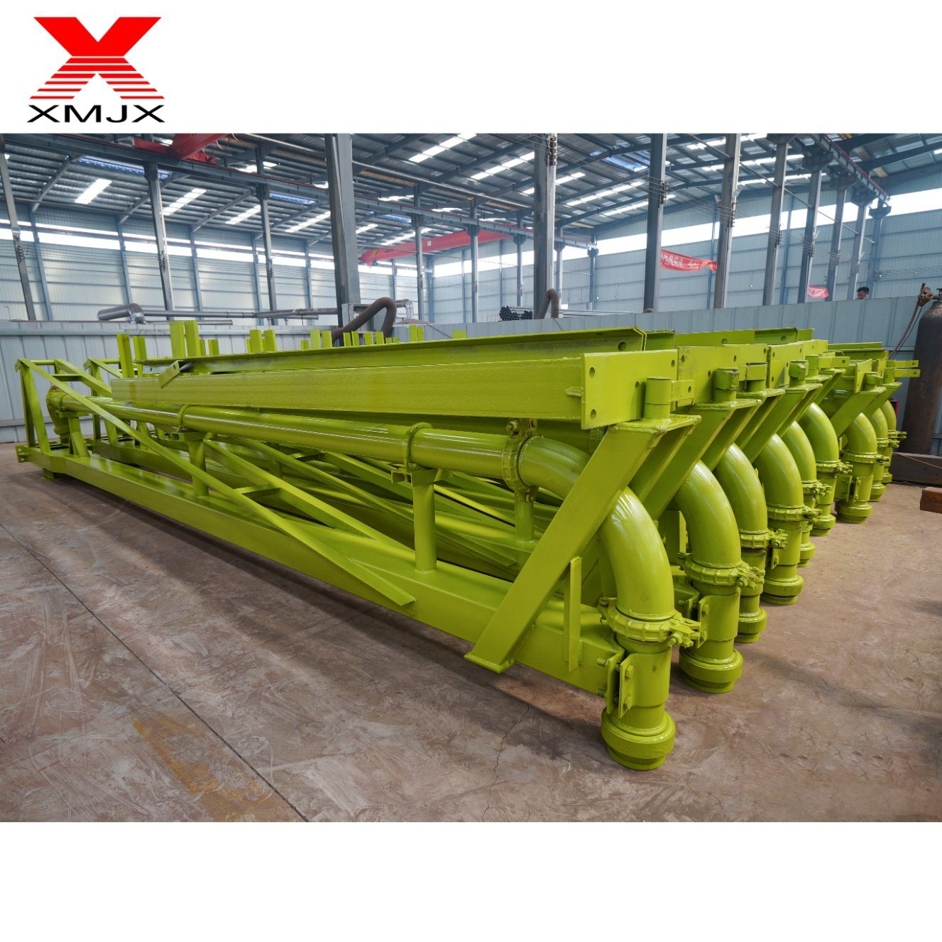 12m 15m 18m Concrete Placing Boom / Concrete Boom Placer