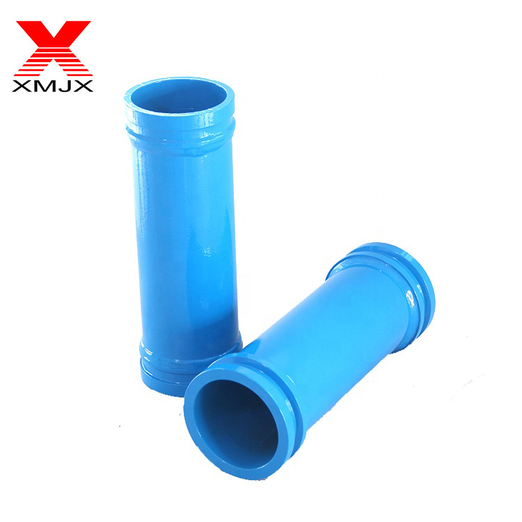 Twin Wall Concrete Pump Pipe for Schwing or Pm Conrete Pump Truck