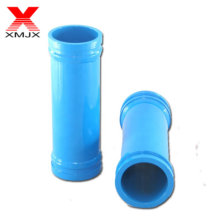 High Quality DN125 Concrete Delivery Pipes From China Manufacture