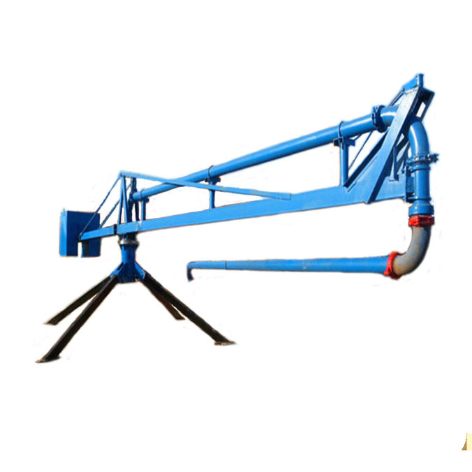 Concrete Pump Boom Placer Need Elbow and Pipe