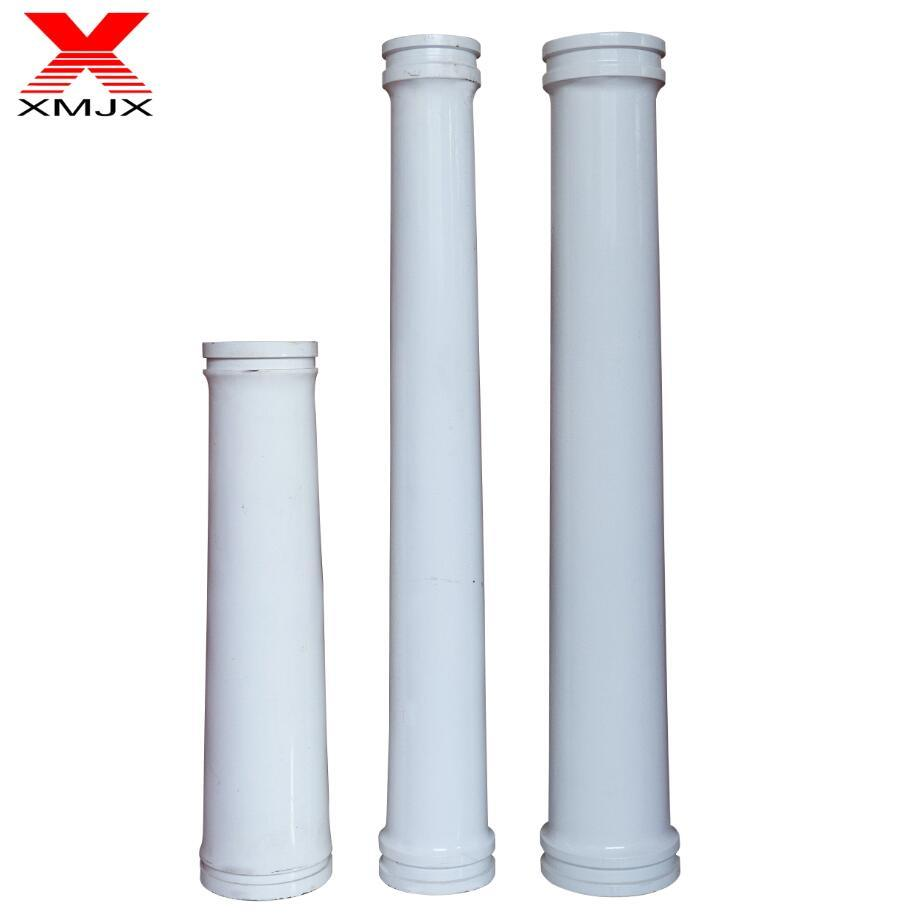 4′′-3′′ Concrete Pump Reducing Pipe 6mm Concrete Delivery Pipe Reducer