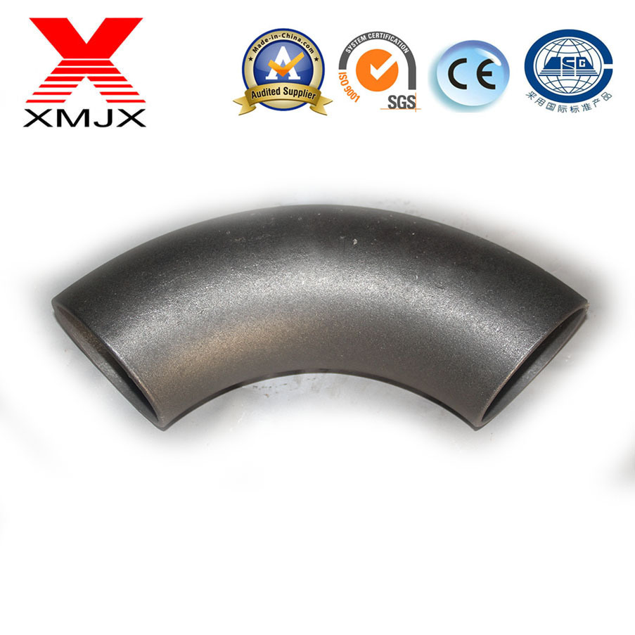 Construction Machine Concrete Pump Truck Spare Parts Elbow