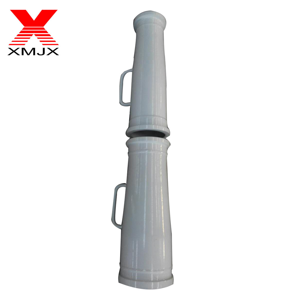 Concrete Pump Parts Reducer Pipe Mn13-4 From Factory