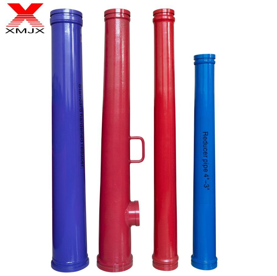 Concrete Pump Reducer Cone Stainless Steel Seamless Pipe