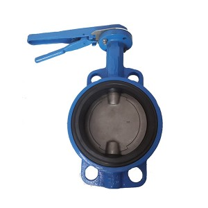 035-2302 Wafer Butterfly Valve