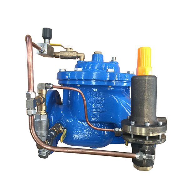 1319 Ductile Iron Pressure Relief Valve Featured Image