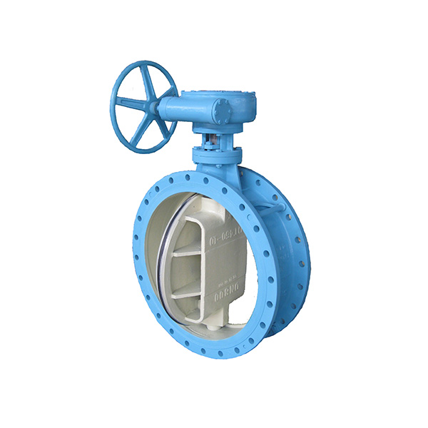 2105 EN 593 Double Eccentric Butterfly Valve Featured Image