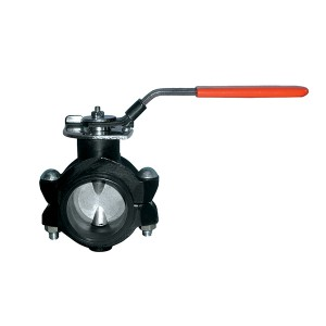 2952A Shouldered Ends Center Line Butterfly Valve