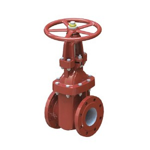 3114 AWWA C500 Metal Seated Gate Valve