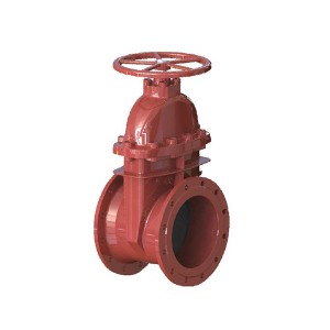 3226 AWWA C509 NRS Resilient Seated Gate Valve