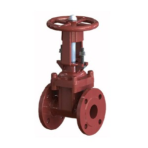 3233 AWWA C515 OS&Y Resilient Seated Gate Valve