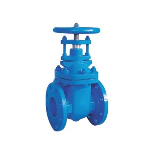 3250 AWWA C500 NRS Metal Seated Gate Valve