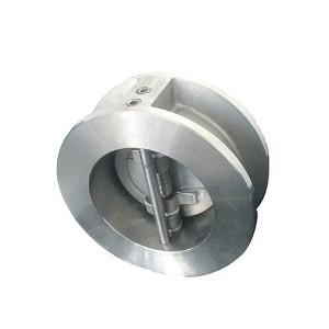 5304 Stainless Steel Wafer Double Door Check Valve