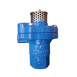 9708 Single Orifice Air Relief Valve