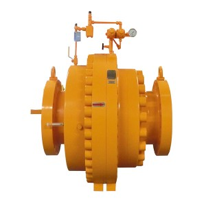 Axial Pressure Regulating Valve